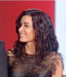 ROBE CRÉATEUR MATTEO THIELA LE 24/04/15 SUR TF1