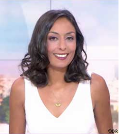 ROBE CLAUDIE PIERLOT LE 27/06/17 FRANCE 2