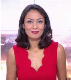 ROBE CLAUDIE PIERLOT LE 20/06/17 FRANCE 2