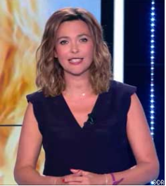 TOP CLAUDIE PIERLOT LE 17/06/2017 SUR TF1