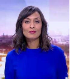 ROBE UNGARO LE 12/08/17 FRANCE 2